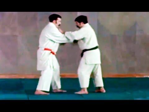 Fundamentos del Judo - Todos los Katas - Documental 1971 Maestro HAKU MICHIGAMI