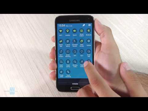 Galaxy S5 Tips & Tricks: Quick Toggles And Car Mode