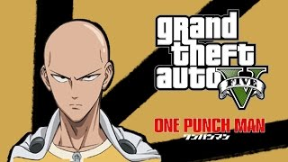 "Dolan Game! GTA ""ONE PUNCH MAN"" Saitama Sensei"