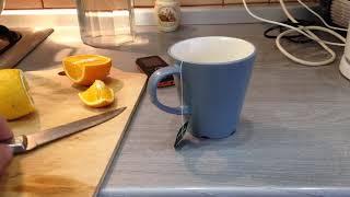 Самый вкусный рецепт чая с лимоном и апельсином