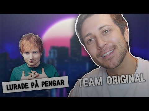 Vlad flyttar in i Yt-Huset och hundratals Ed Sheeran fans lurade på biljetter