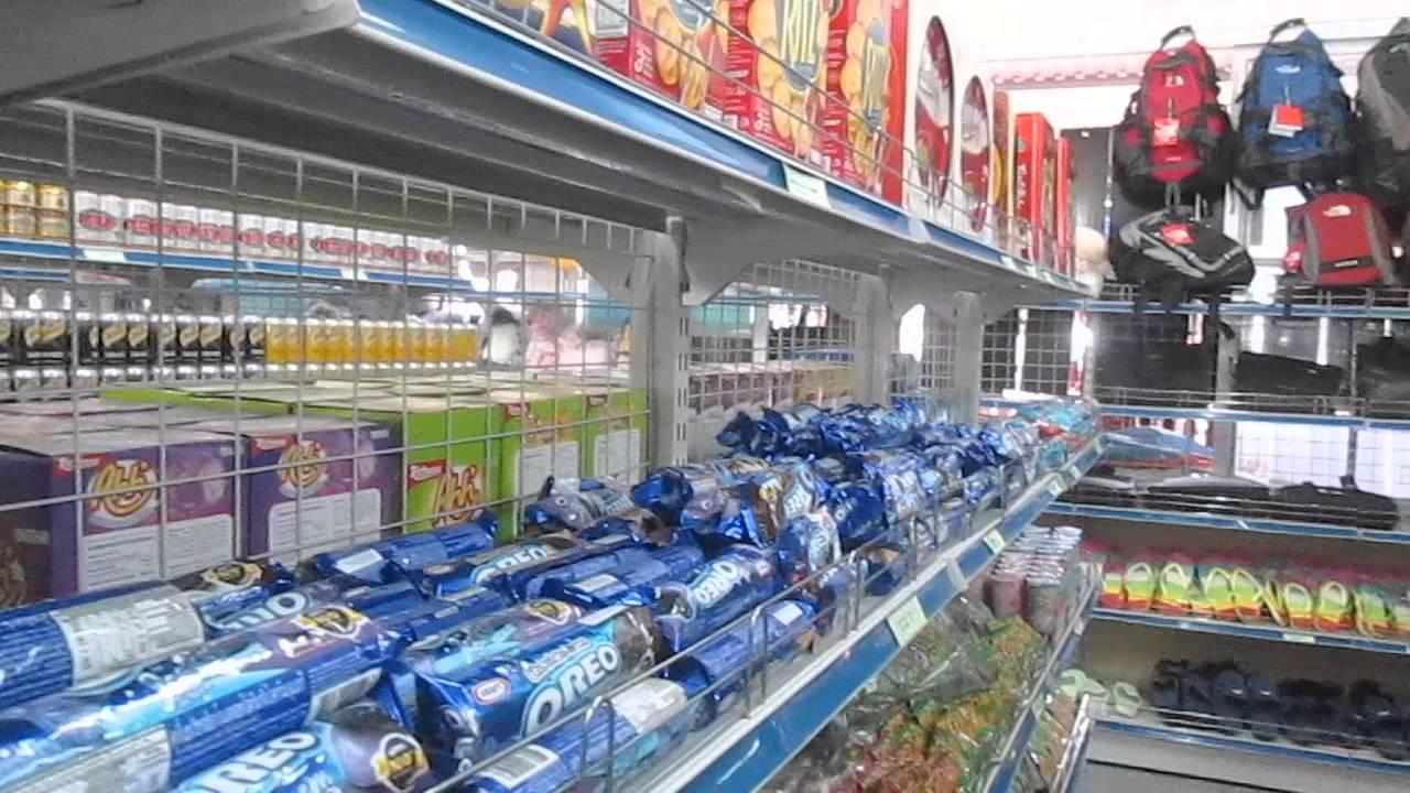 Lợi nhuận cửa hàng siêu thị mang lại nhiều hay ít ?
