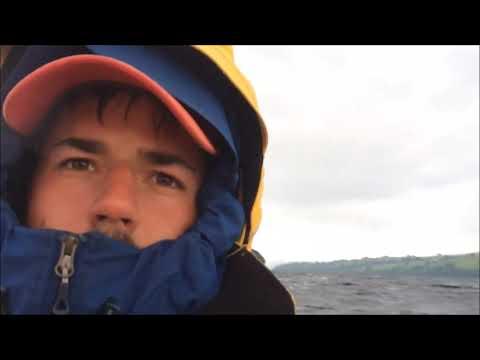 Canoeing Scotland!