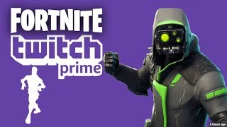 BEST TWITCH PRIME PACK FREE SKINS in Fortnite! (Twitch Prime Pack 3)