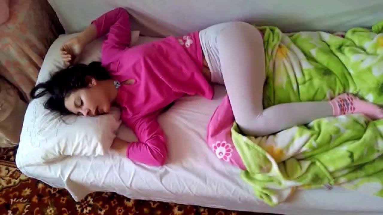 Фото Девушек Спящих Раком