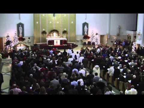 O Come, All Ye Faithful (Adeste Fideles) - St. Joan of Arc Catholic Church, Hershey, PA