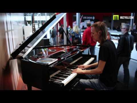 Nagrania dla muzykuj.com – Yamaha N3x – musikmesse 2017 gra: Kamil Barański www.muzykuj.com