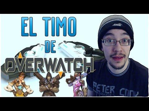 El TIMO de OVERWATCH