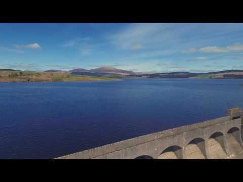 Clatteringshaws Dam - Dumfries and Galloway