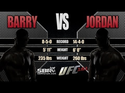 Pat Barry vs Shawn Jordan | UFC 161 Preview and Free Picks