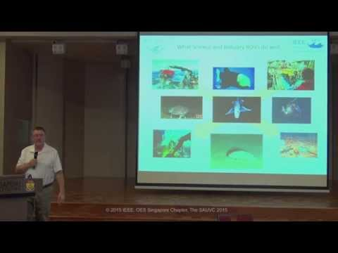 SAUVC '15 - Robots for Insitu Science: Moving from ROVs to AUVs