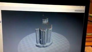 Ciclop 3D scanner testing(Testing my freshly assembled Ciclop 3D scanner., 2016-02-03T07:11:23.000Z)