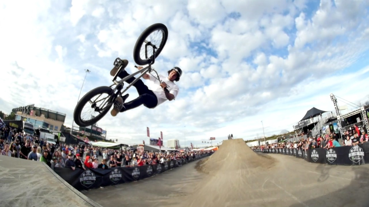 Monster Energy Toyota Bmx Triple Challenge Stop Youtube