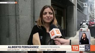 El impacto en Argentina un día después de las PASO