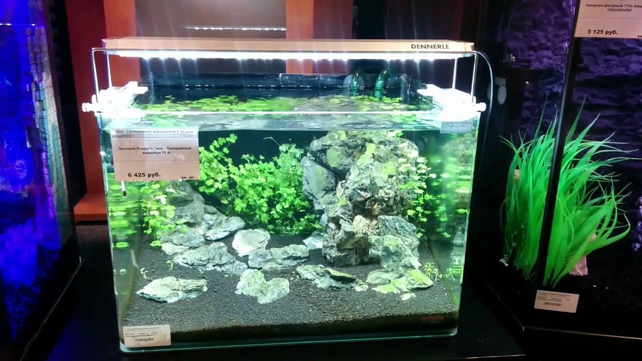 Как сделать светодиодный светильник для аквариума своими руками .