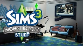 LGR - The Sims 3 High-End Loft Stuff Pack Review