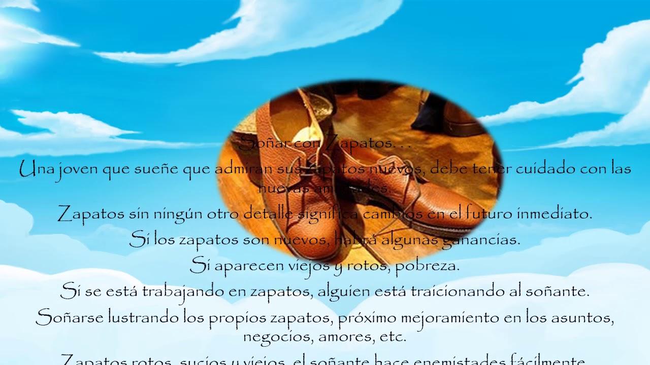 De Sueños Significado Con Soñar ZapatosLos LpSUjqzMVG