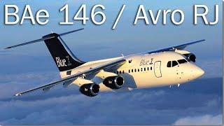 BAe 146 - еще больше двигателей!