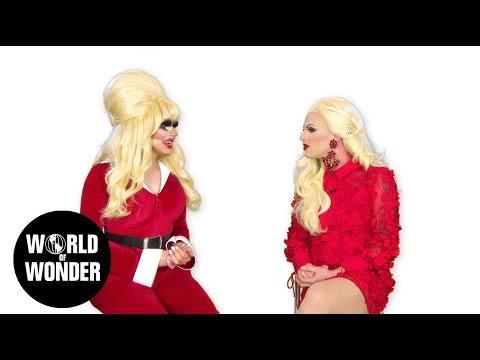 "UNHhhh Ep 78: ""Christmas"" with Trixie Mattel and Katya Zamolodchikova"