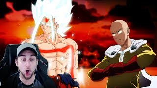 Now THIS is an Action Anime!!   Kaggy Reacts to Anime War - Episode 1: Rise of the Evil Gods