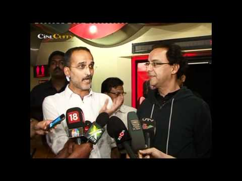 Movie Khamosh Special Screening at  Vidhu Vinod Chopra festival