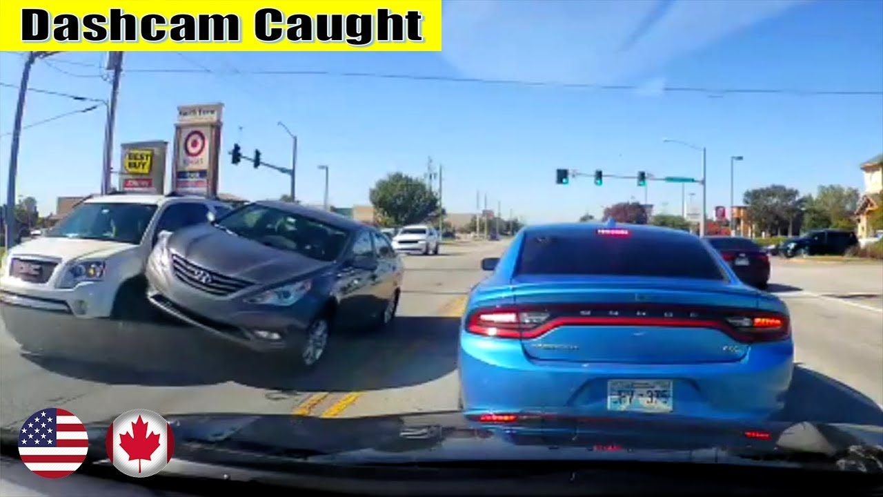 Ultimate North American Cars Driving schlägt die Kompilierung fehl - 115 [Dash Cam Caught Video] + video