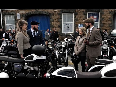 Distinguished Gentleman's Ride - Guernsey 2018