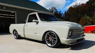 "1967 Chevrolet C/10 Street Truck ""ZL1 C/10"" 2016 GoodGuy's Truck Of The Year Finalist"