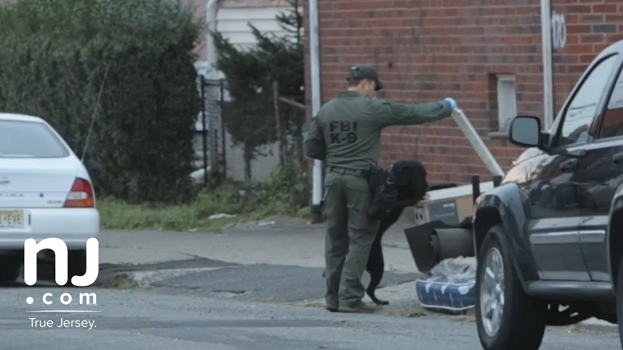 RAW: Scenes from Paterson following NYC terror attack