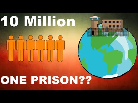 What if There Were Only One Prison on Earth?