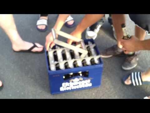 Bierkasten-Flaschenöffner