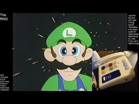 [Terebikko] Mario to Yoshi no Bouken Land (Let's PLAY it!) | [てれびっこ遊ぼう] マリオとヨッシーの冒険ランド