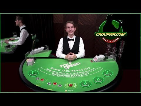 Live Casino Blackjack Meets World of Warcraft at Mr Green
