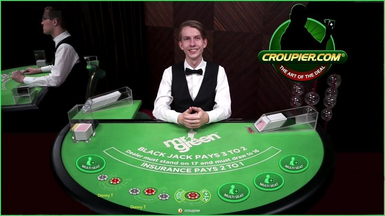 Tier et Tout – en interessant roulette-strategi | Mr Green Casino