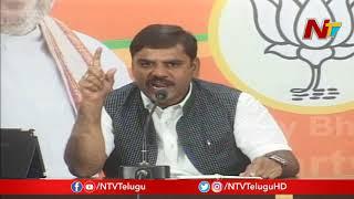 BJP Leader Vishnu Vardhan Reddy Counter To Chandrababu Over Comments On Modi    NTV