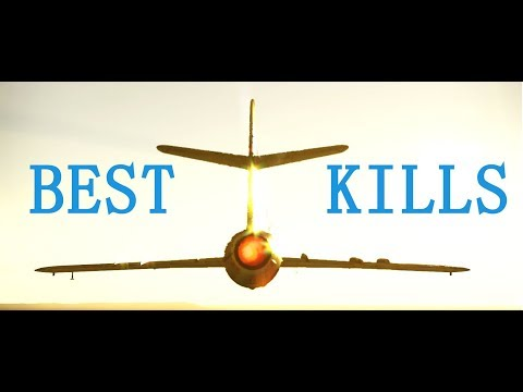 Best Kills So Far - War Thunder Kill Montage #65