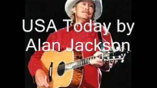 USA Today by Alan Jackson