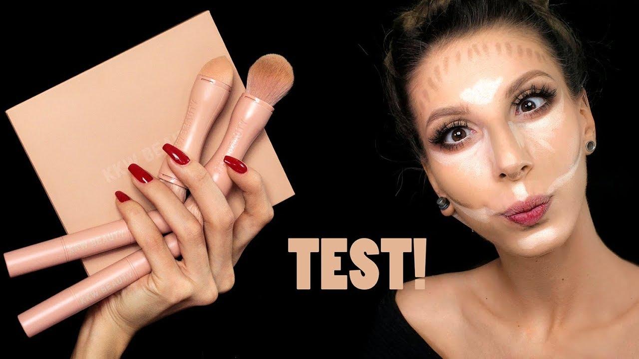TEST NA ŻYWO: KKW BEAUTY | Martyna Molenda