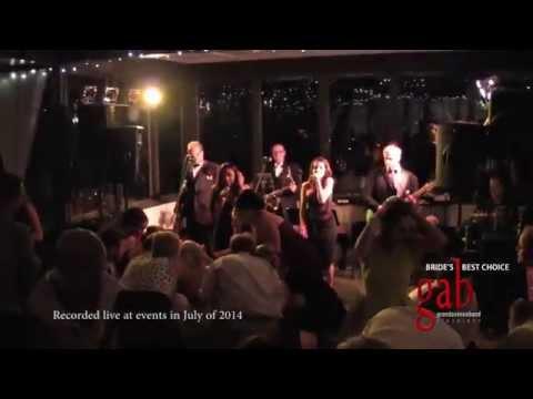 Cleveland Best Wedding Entertainment - Grand Avenue Band LIVE
