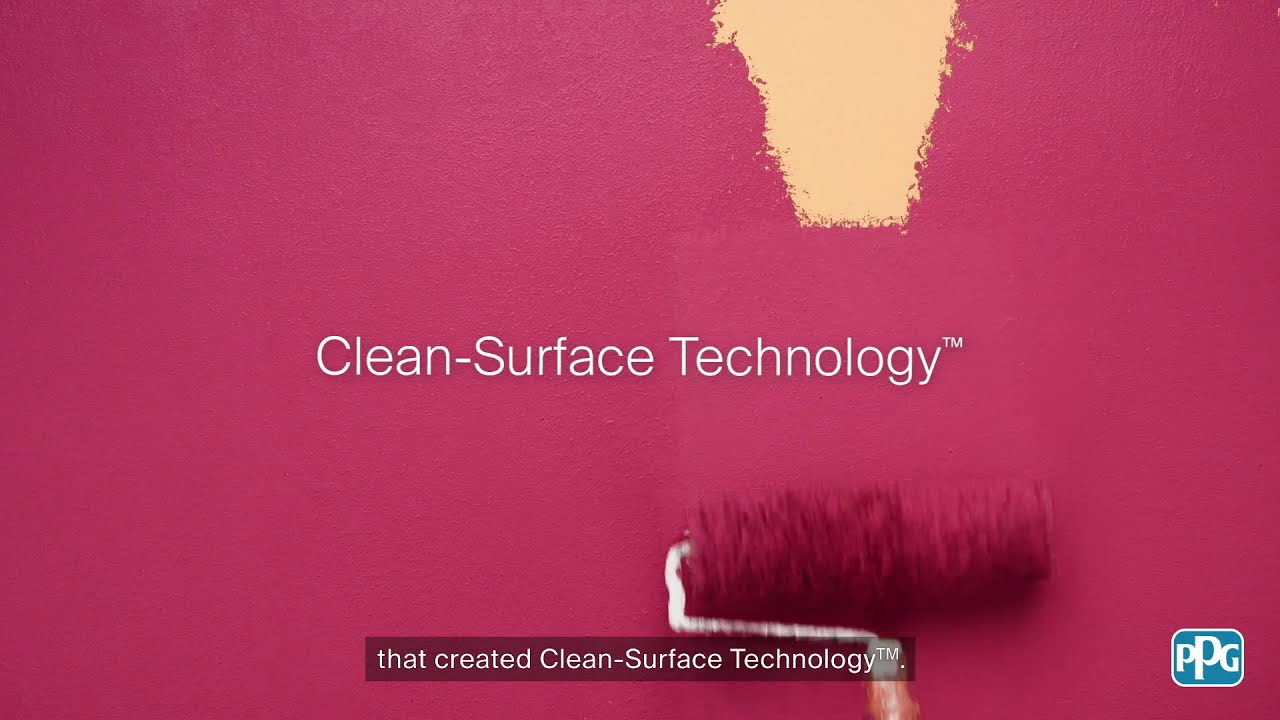 PPG Clean-Surface Technology™
