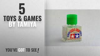 Top 10 Tamiya Toys & Games [2018]: Tamiya 87038 Extra Thin Cement Glue Fine Tip 40ml