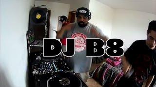 Hansi's Room /// DJ B8 (Projetonave / Brasil Session)