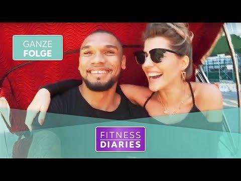 Fitness Diaries   Folge 11   Ganze Folge l sixx