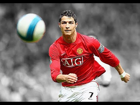 Cristiano Ronaldo Before And Afer