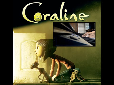Coraline- Installation- Bruno Coulais: Keyboard cover