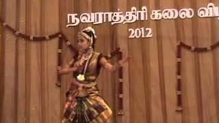 Bharathanatiyam For The Inner Meaning  Of  Alwar