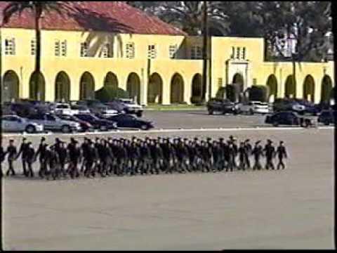 MCRD San Diego 3rd Bn India Co Series 3025 & 3029 -Graduation 1-18-2002