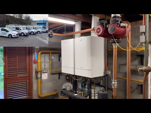IDEAL EVOMAX COMMERCIAL - PLANT ROOM - Plumbing