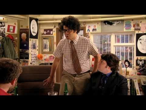 Download The IT Crowd - Series 4 - Episode 1 - Role play with Moss