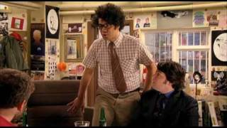 The IT Crowd - Series 4 - Episode 1 - Role play with Moss